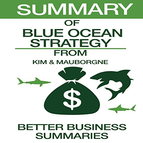 Summary of Blue Ocean Strategy from W. Chan Kim & Renee Mauborgne audiobook cover art