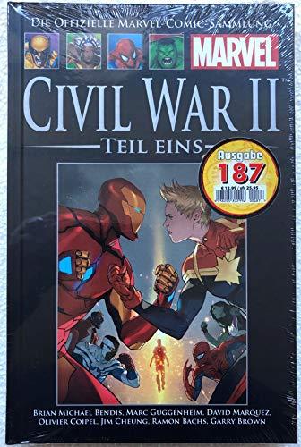 Die offizielle Marvel-Comic-Sammlung 139: Civil War II - Teil 1