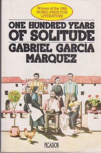 One Hundred Years of Solitude (Picador Books)の詳細を見る