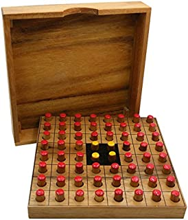 Winshare Puzzles and Games Othello / Reversi - Wooden Strategy Game