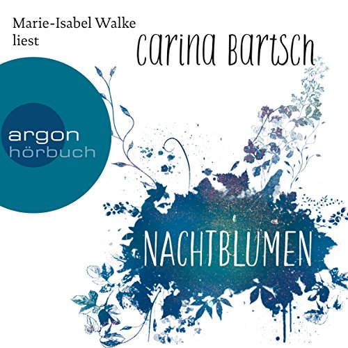 Nachtblumen audiobook cover art