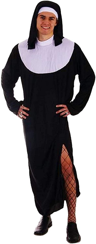 Discount mail order Henbrandt Big Boys' Nun Costume Max 64% OFF