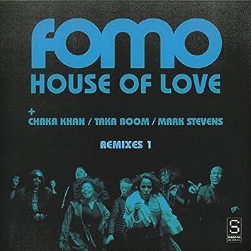 House Of Love Remixes, Part 1