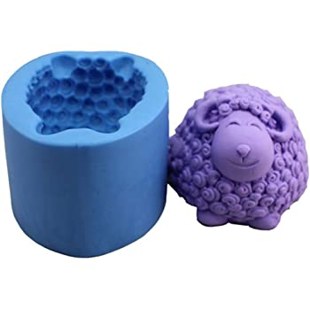 LC Happy Reunion N057/Form Craft Art Silikon Seife Form Craft DIY Seifengie/ßform Kerze handgefertigt