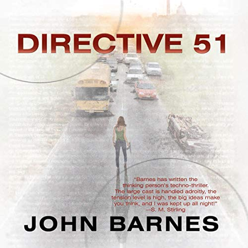 Directive 51 cover art