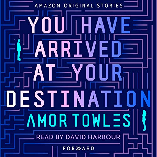 Couverture de You Have Arrived at Your Destination