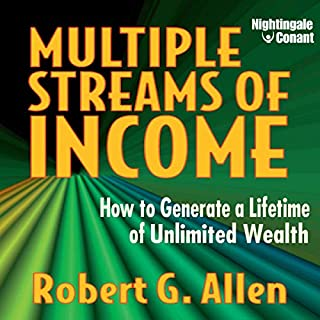 Multiple Streams of Income audiobook cover art