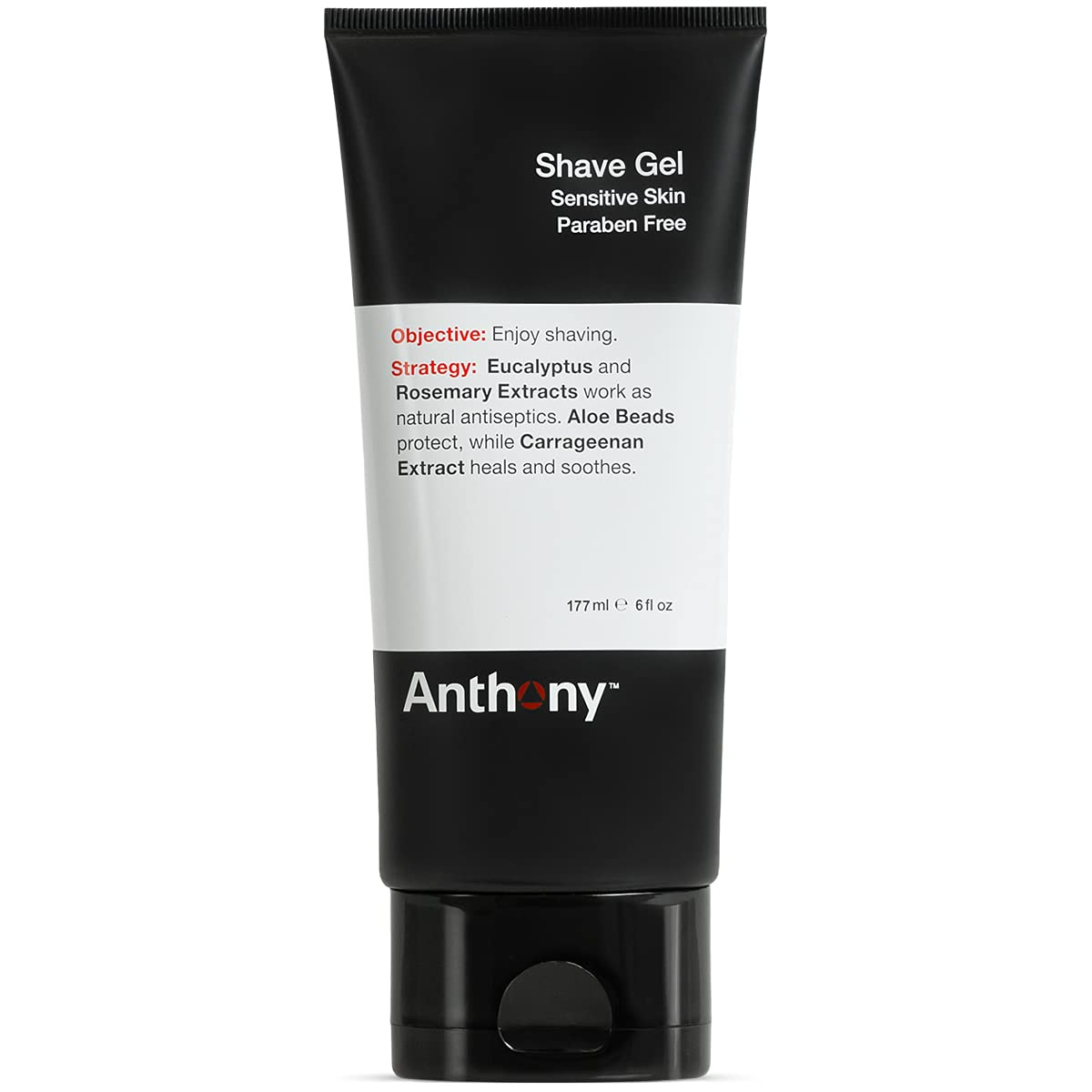 Anthony Shave Gel Sale item for Men Sensitive with Now free shipping Non-Foaming Skin –
