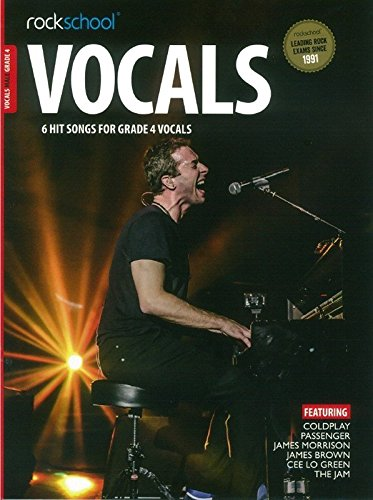 ROCKSCHOOL MALE VOCAL GR 4 BK AUDIO