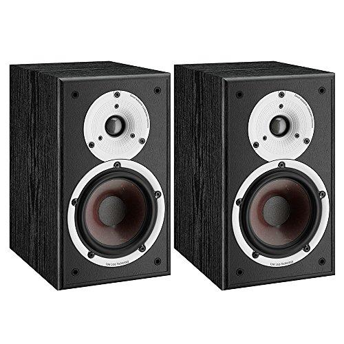 Dali Spektor 2 100W Negro Altavoz - Altavoces (De 2 vías, Alámbrico, 100 W, 54-26000 Hz, 6 Ω, Negro)