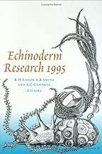 Echinoderm Research 1995