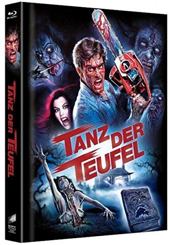 Tanz der Teufel - Mediabook/Uncut Blu-ray - Cover D