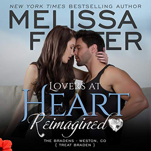Lovers at Heart, Reimagined Audiobook By Melissa Foster cover art