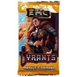 Epic Card Game Expansion: Tyrants - Markus' Command by White Wizard Games