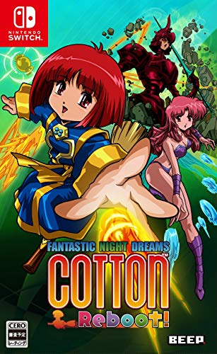 Cotton REBOOT!(コットン リブート!)
