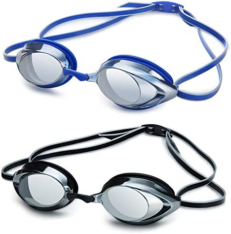 Mieny Mirrored Vanquisher 3 0 Swim Goggles Goggles Swimming Panoramic Swim Goggles for Adult product image