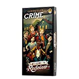 Lucky Duck Games - Chronicles of Crime - Extension Welcome to Redview - Version Française