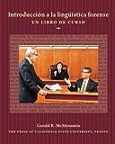 Introducción a la lingüística forense: Un libro de curso