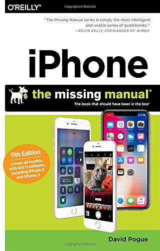 Image OfIPhone: The Missing Manual: The Book That Should Have Been In The Box