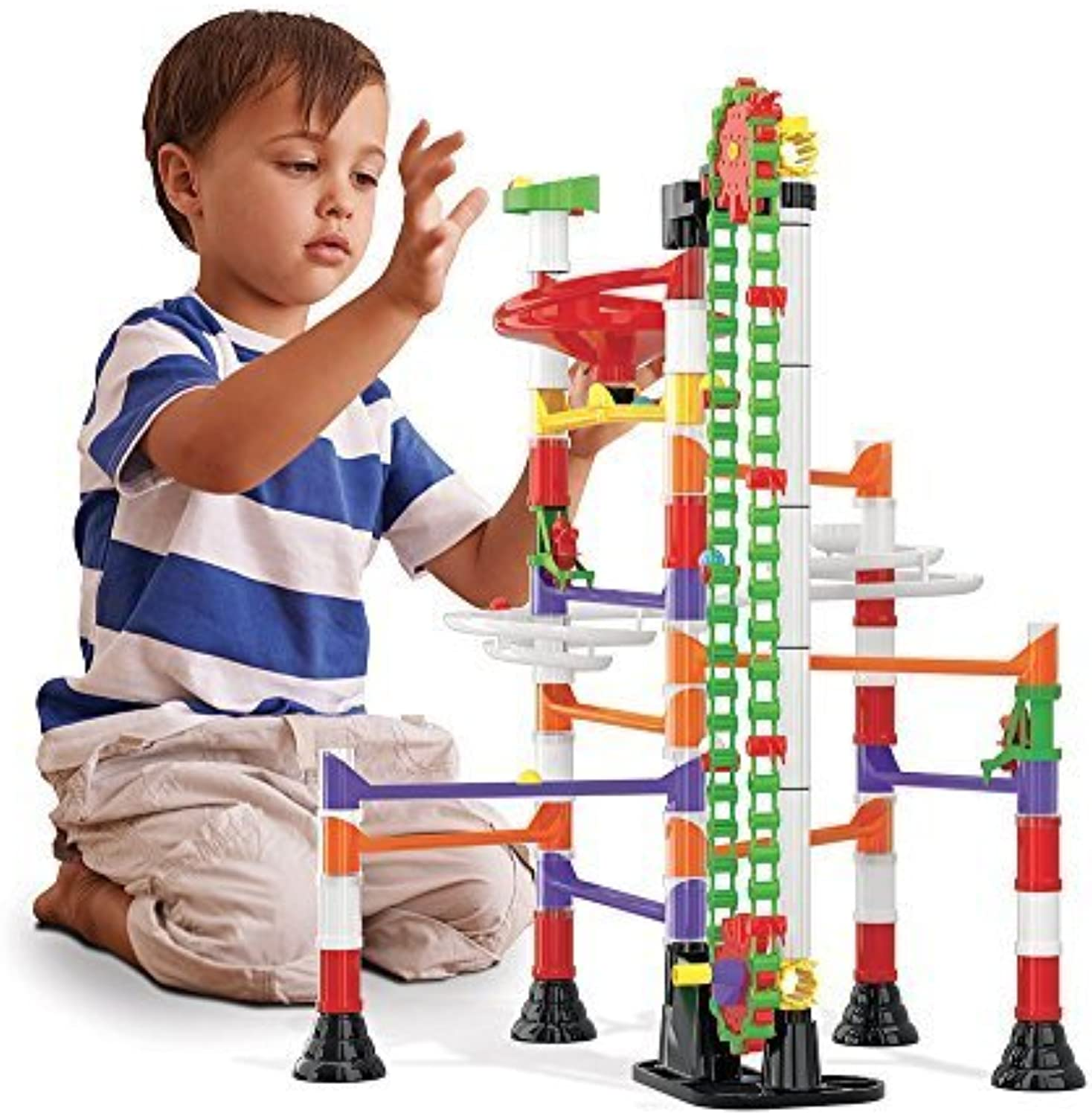 Quercetti Marble Run Elevator Playset by Quercetti