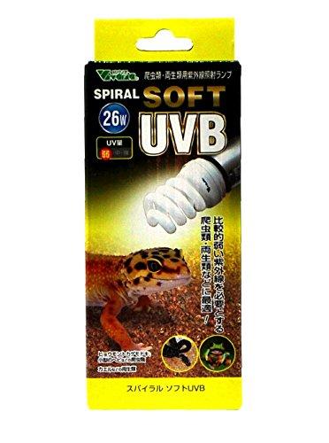 スパイラル ソフト UVB 26Wamazon参照画像