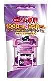 リステリン トータルケア お買い得セット(1L+250mL)