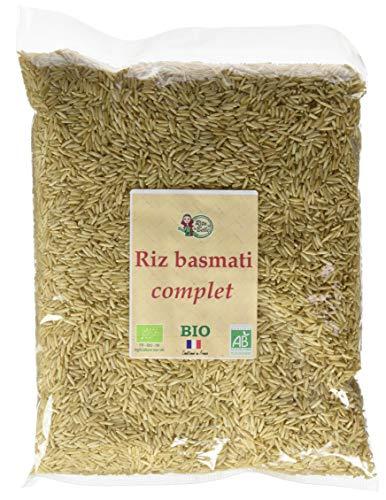 RITA LA BELLE Riz Basmati Complet 25 kg