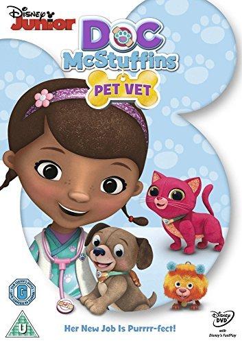 Doc McStuffins Pet Vet [DVD]