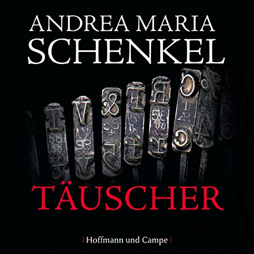 Täuscher audiobook cover art
