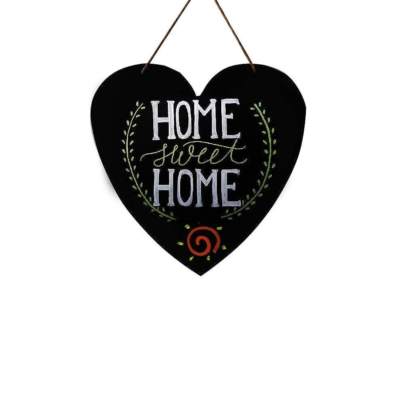請求可能肩をすくめる引き渡す黒板看板、キッチン、レストラン、カウンター、結婚式、ホームパック3の両面メッセージボードヴィンテージ吊り装飾