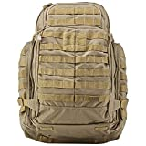 5.11 Tactical Rush 72 Backpack 58602 - Mochila Rush,  Adulto, Verde (Realtree Xtra), Talla única