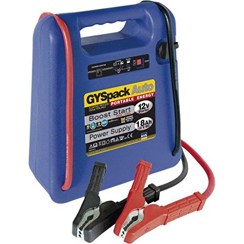 Gys GYSpack Auto 026230, démarreur/Chargeur, 1 pièce