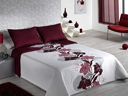 CAÑETE - Tagesdecke Layer ISIS Bett 150 - Farbe F...