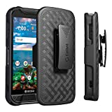 Shell Holster Cell Phone Case with Swivel...