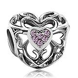 KunBead Jewelry Mujer Hombre Unisex copper platinum cobre