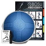 Physical Company BOSU Pro NextGen Balance-Trainer mit Strukturiertem Design, blau, 65 cm
