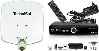 Suchergebnis Auf Für Satelliten Komplettanlagen Technisat Satelliten Komplettanlagen Fernseher Elektronik Foto