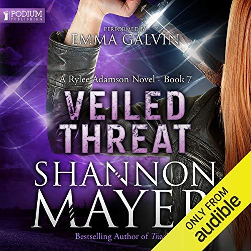 Couverture de Veiled Threat