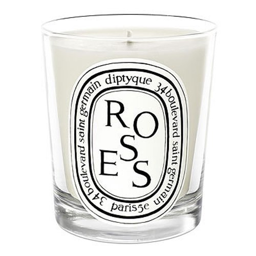 Diptyque Roses Candle-6.5 oz.