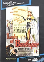 Lady of Burlesque (1943) [DVD]