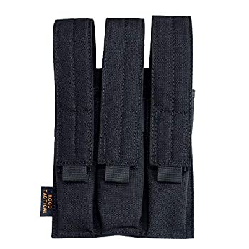 Yunshao Tactical Triple Mag Pouch  Black