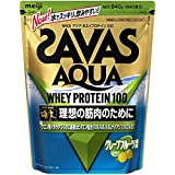 ザバス(SAVAS) アクアホエイプロテイン100+クエン酸 グレープフルーツ風味【40食分】 840g