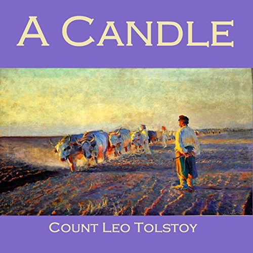 A Candle audiobook cover art