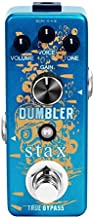 Stax Guitar Dumbler Pedal Analog Dumbler Overdrive Pedals For Electric Guitar With Medium Low Distortion Mini Size True Bypass