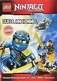 LEGO® NINJAGO™ Duell am Himmel: Rätsel-Stickerspaß mit über 220 Stickern