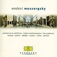 Panorama: Modest Mussorgsky (2004-08-18)