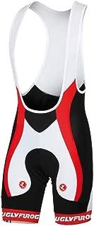 Designs Bike Wear Sports Men's Cycling Bib Shorts,Padded Cycle Tights Shorts Breathable Quick Dry Bike Bicycle Bib Pant
