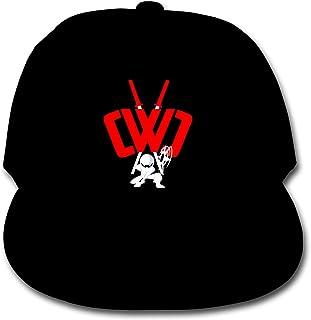 Adjustable Kids Boy`s Girl`s CWC Chad Wild Clay Ninja Logo Print Baseball Cap Golf Dad Hats Hip Hop Sun Hat for Boys Girls