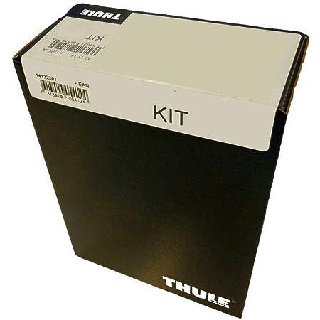 Thule 145010 Kit di Fissaggio, Nero, taglia unica