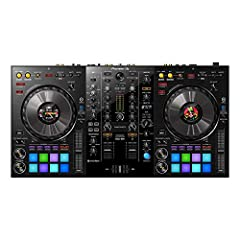 2-Channel DJ controller with Club style layout Sound color FX and beat FX 16 performance pads that control hot cue, pad FX, beat jump, Sampler, keyboard Mode, and more Advanced super-fast search Buttons for key shift and Key sync